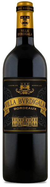 Villa Burdigala Bordeaux Rouge AOP